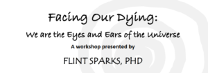 Flint Sparks & workshop title