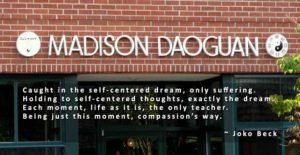 Mindful living - image of Madison Daoguan