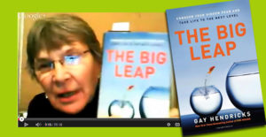 Suzanne Kilkus and Catherine Tryon Book Club - The Big Leap